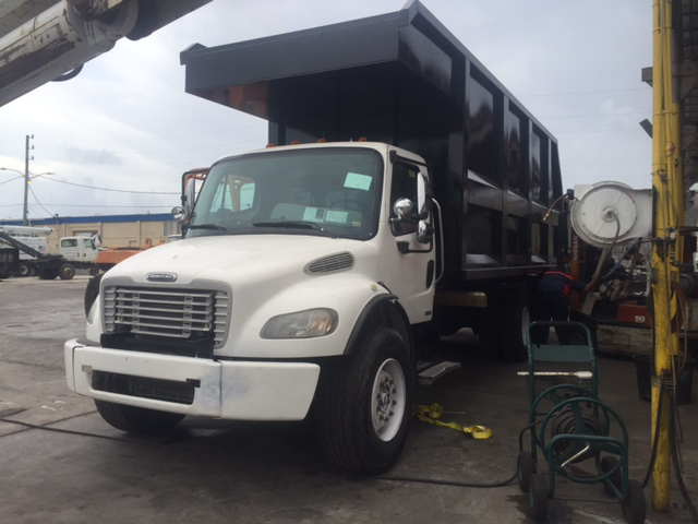 2008 Freightliner M2 Rear Mount Grapple Truck
